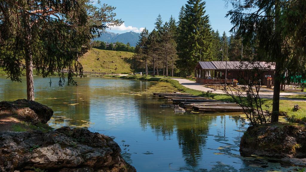 Pescare nelle Dolomiti Bellunesi - cover