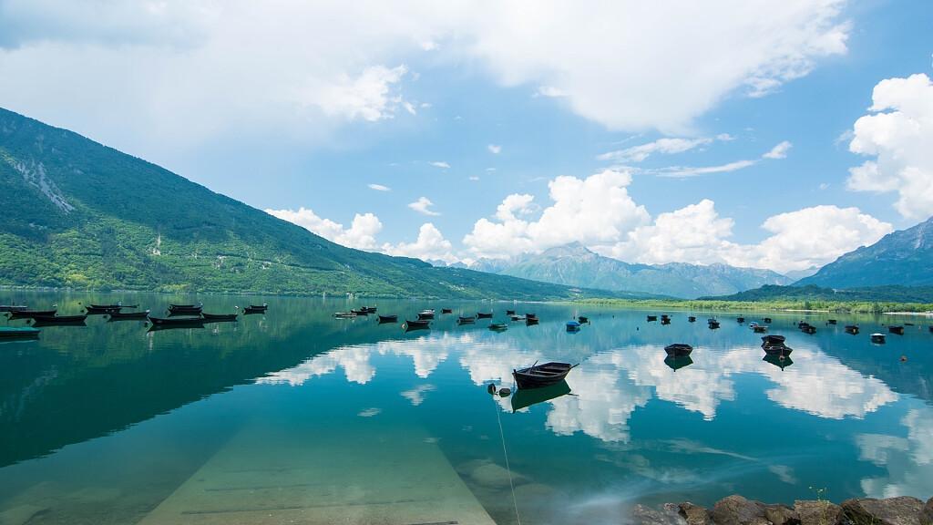 Lago di Santa Croce - cover
