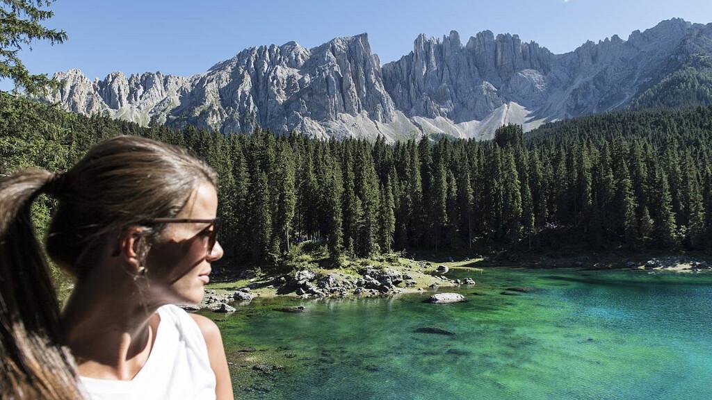 Vacanze al lago in Trentino Alto Adige e Bellunese - cover