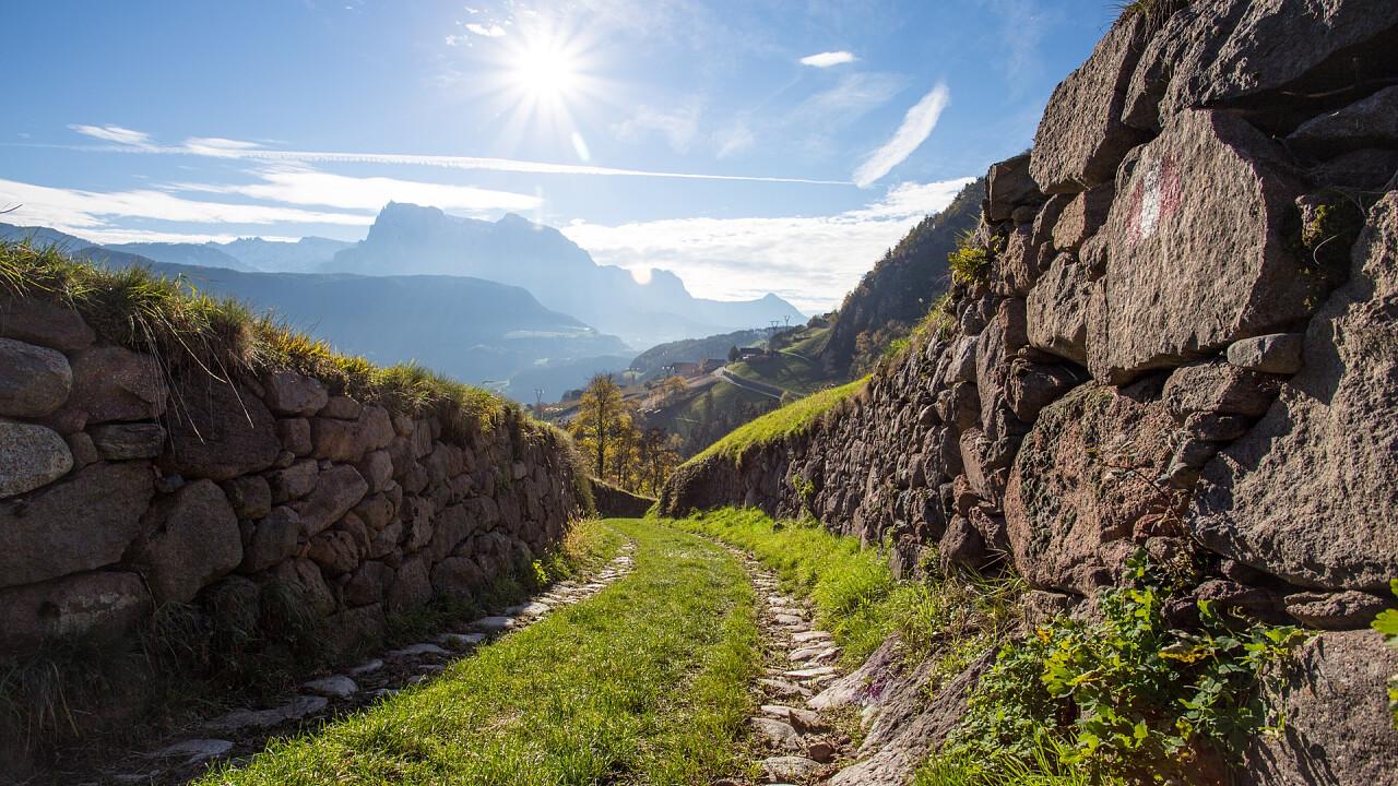 Klausen nature trail