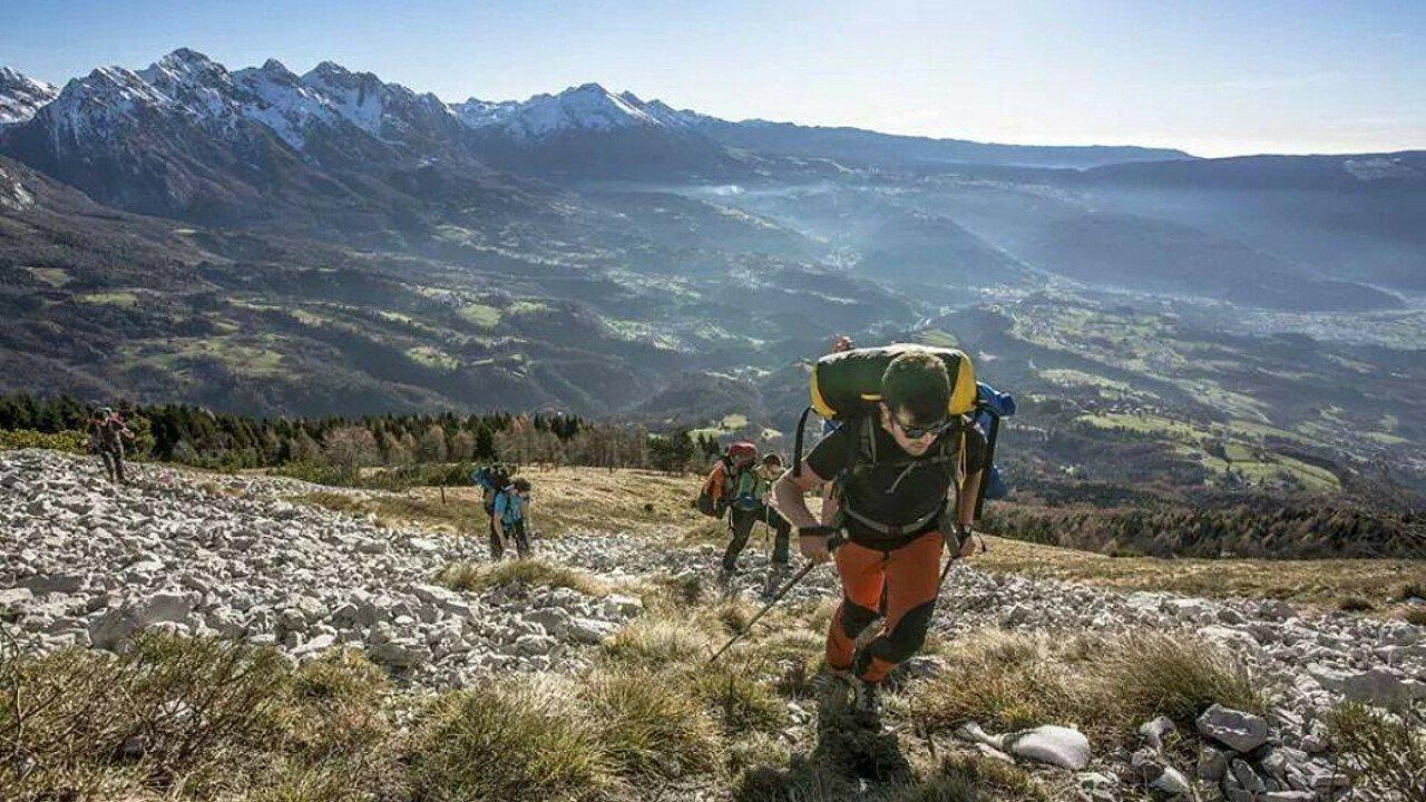Escursioni a piedi in estate in Dolada - Alpago