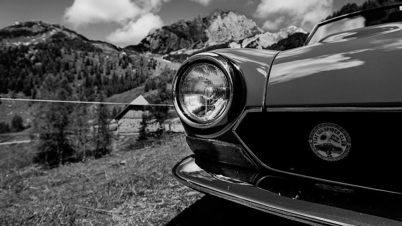Auto storiche e oldtimer Trentino, Alto Adige e Bellunese