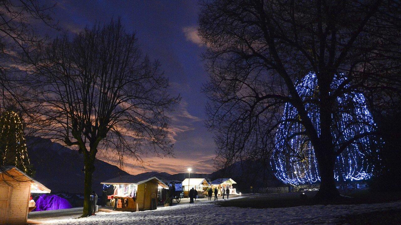 Mercatino di Natale a Levico Terme - Valsugana in Trentino