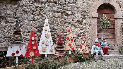 Weihnachtsmarkt in Rango und Canale di Tenno - cover