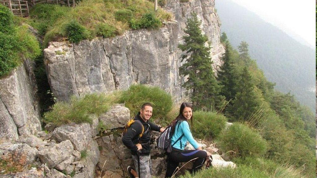 Foliage sull'Alpe Cimbra - cover