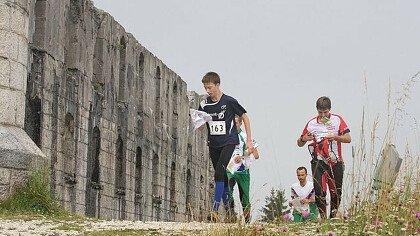O-Marathon - corsa orientamento su lunga distanza - cover