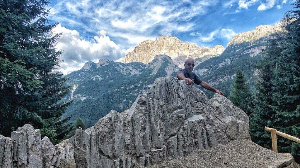 Dolomites Rock Miniatures - cover