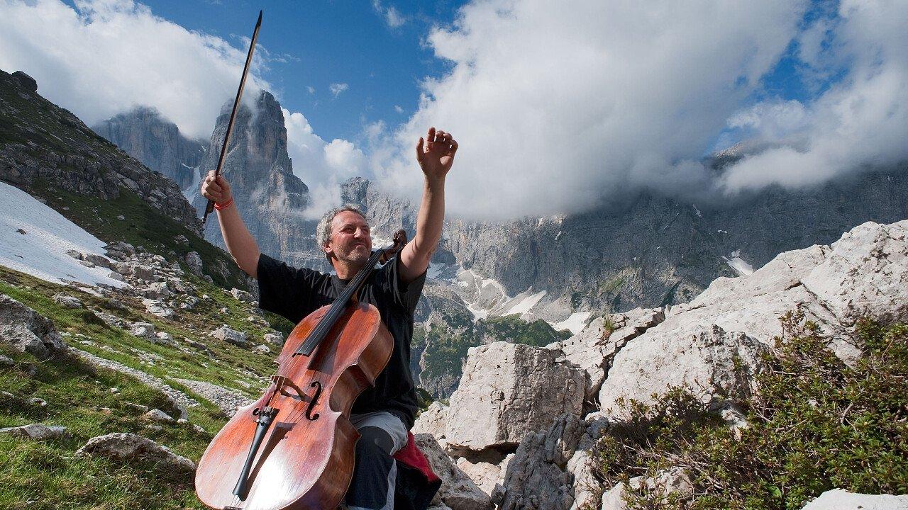 I suoni delle Dolomiti - Mario Brunello