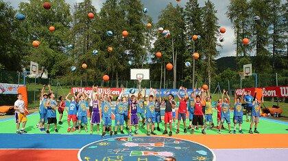Folgaria Basketball Camp - cover