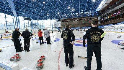 Torneo Internazionale estivo di curling - cover