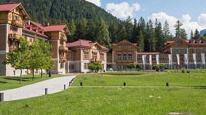 Cortina Dobbiaco Run - cover