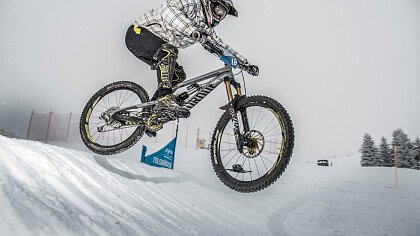 Boardercross Bike Race - cover