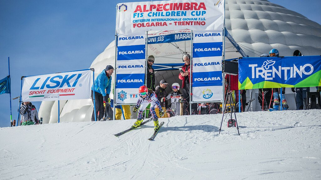 Alpe Cimbra FIS Children Cup - cover