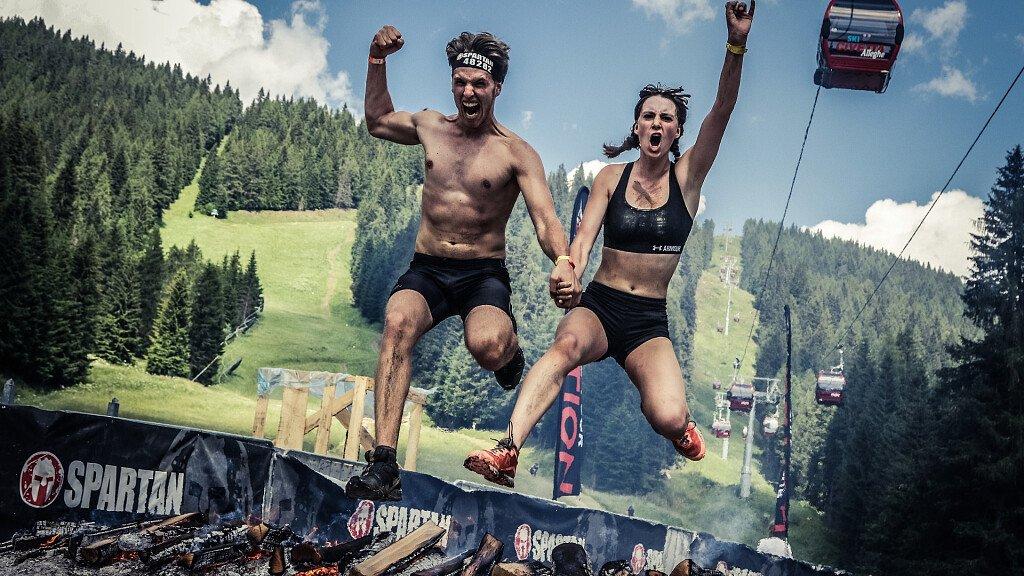 Spartan Race Dolomiti Alleghe/Civetta - cover