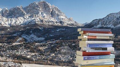 Una montagna di libri - cover