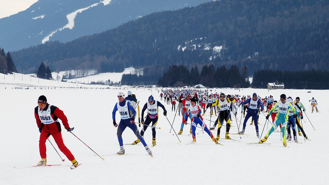 Volkslanglauf Toblach-Cortina - Mario Vidor