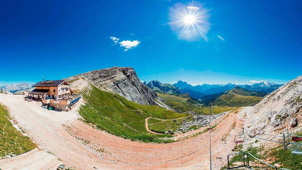 Averau a Cortina d'Ampezzo - Dolomiti | www.bandion.it