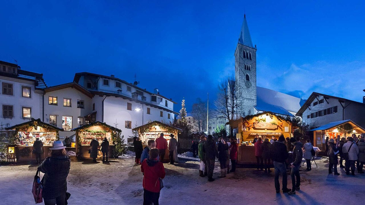 Alpine Advent in Val Sarentino