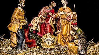 Nativity scene exhibition in San Paolo - cover