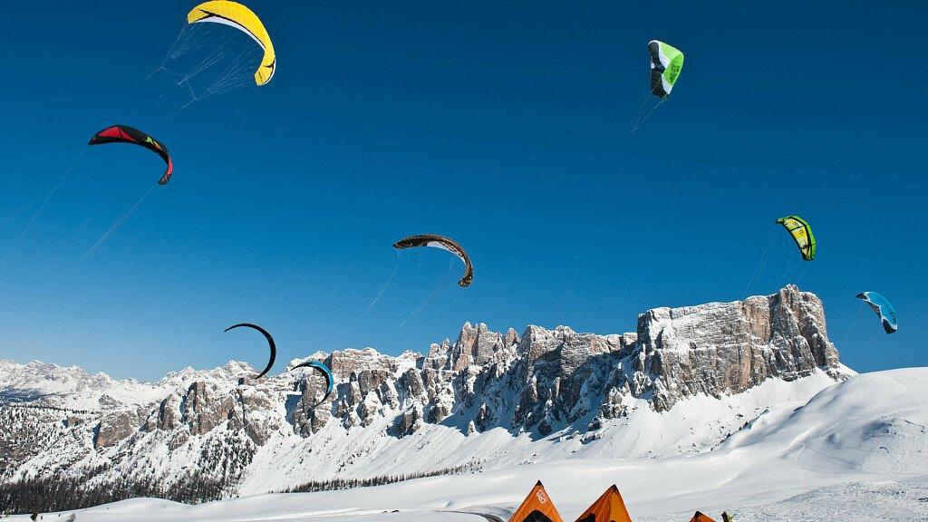 Cortina Snowkite Contest - cover