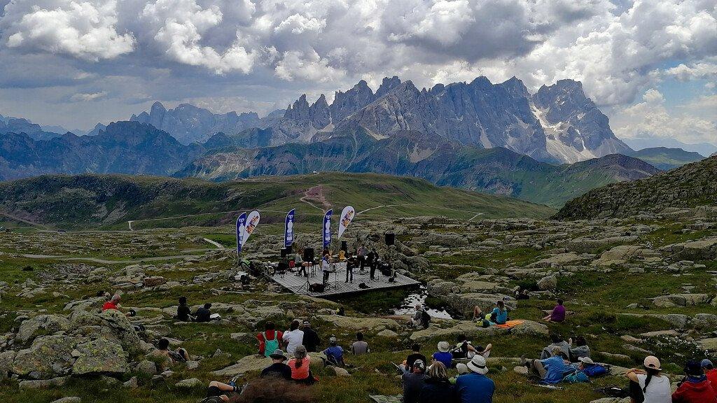 Val di Fassa Panorama Music - cover