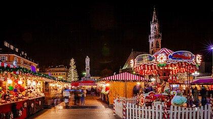 Weihnachtsmarkt in Sterzing - cover