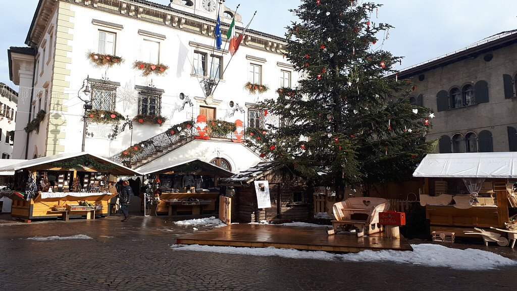 Christmas Market in Pergine Valsugana - cover