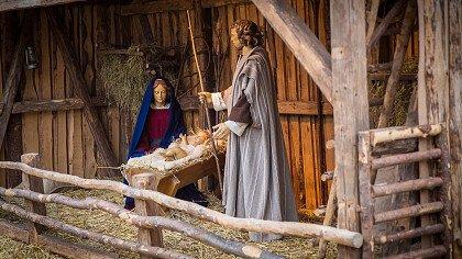 Weihnachtsmarkt auf der Hochebene von Pinè - cover