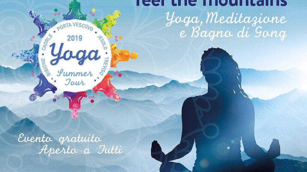Yoga Day al Rifugio Luigi Gorza - cover
