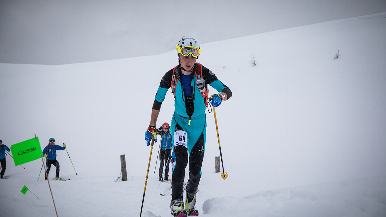 Campionati italiani di sci alpinismo ad Andalo e Ski area Paganella