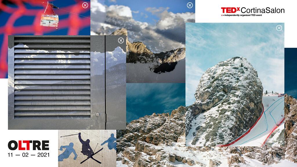 TEDxCortina Salon #OLTRE - cover