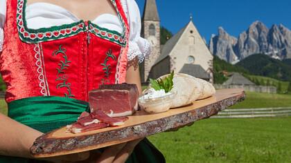 Festa dello Speck Alto Adige - Val di Funes - cover