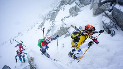 Adamello Ski Raid - cover