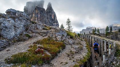 Delicious Trail Dolomiti - cover