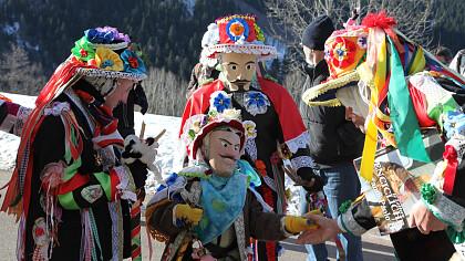 Karnival mit den Matòci - cover