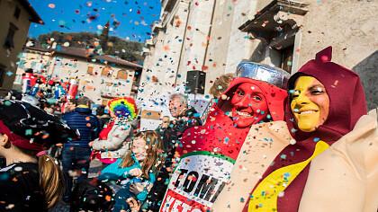 Karneval in Arco - cover