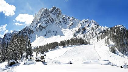 Ski Raid Tre Cime - cover
