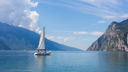 Lake Garda Meeting Optimist Class - cover