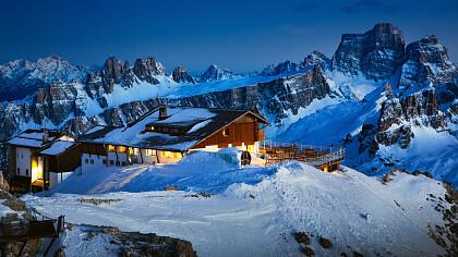 Cortina C.A.I. Snow Run - cover