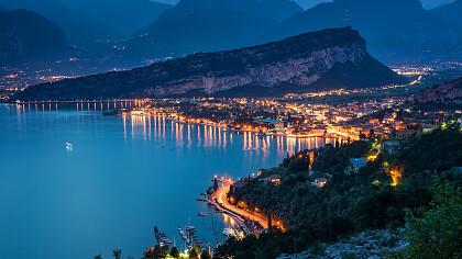 International Lake Garda Marathon - cover
