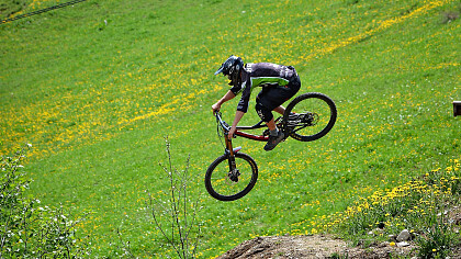 Mountain Bike World Cup and MTB World Championships 4X - cover