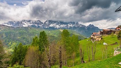 Storia e morfologia nel paesaggio delle Dolomiti UNESCO - cover