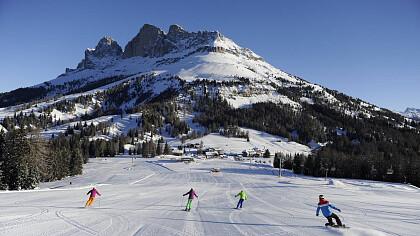 FIS Snowboard Weltcup Carezza - cover