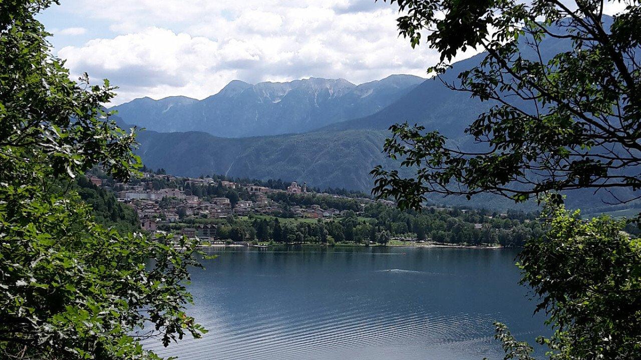 Lago di Levico - Valsugana in Trentino