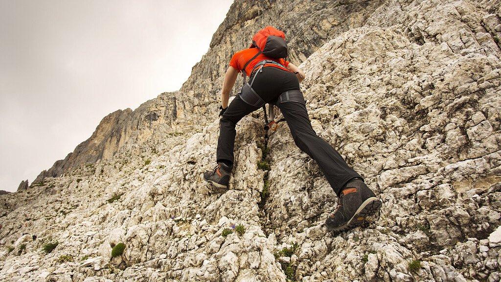 La via attrezzata Günther Messner  - cover