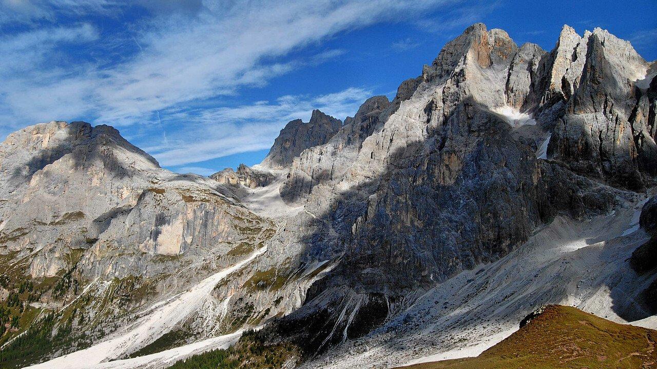 Escursioni tra le Dolomiti UNESCO vicino a San Martino di Castrozza