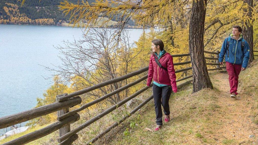 Venosta Valley High Mountain Trail  - cover