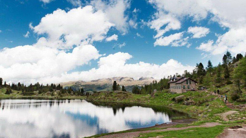 Trekking nel Lagorai: Cima del Colbricon (2602 m) - cover