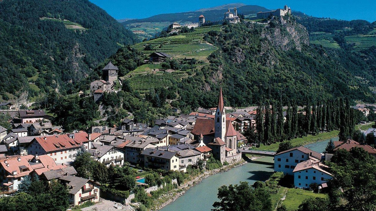 Il paesino altoatesino del Brennero - Alto Adige