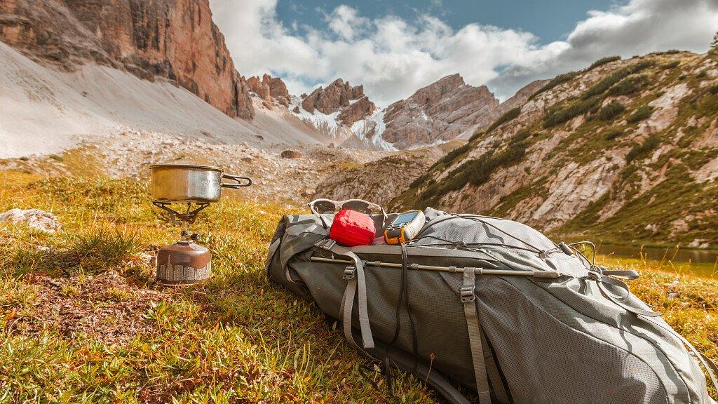 Itinerario nei Monti del Sole: Sentiero C.A.I. n° 872 - cover